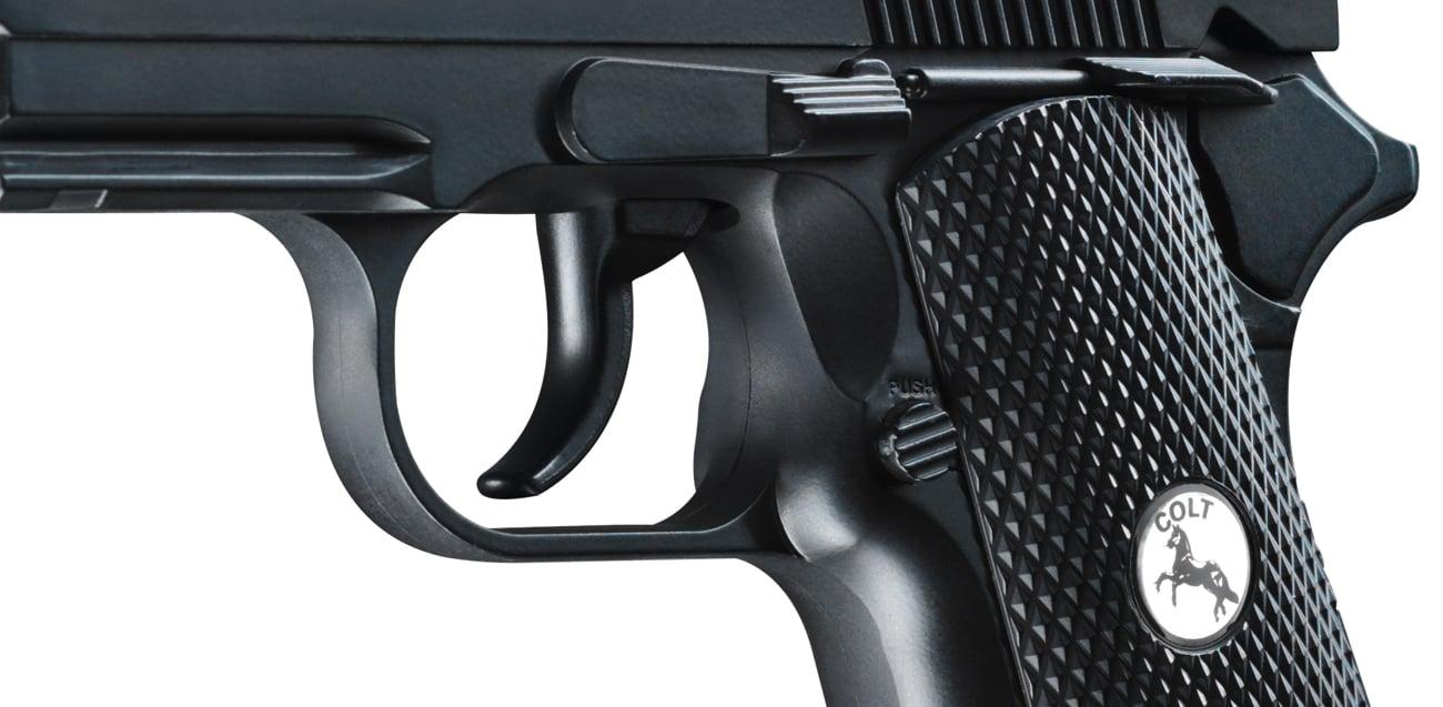 Wiatrówka pistolet Colt Defender