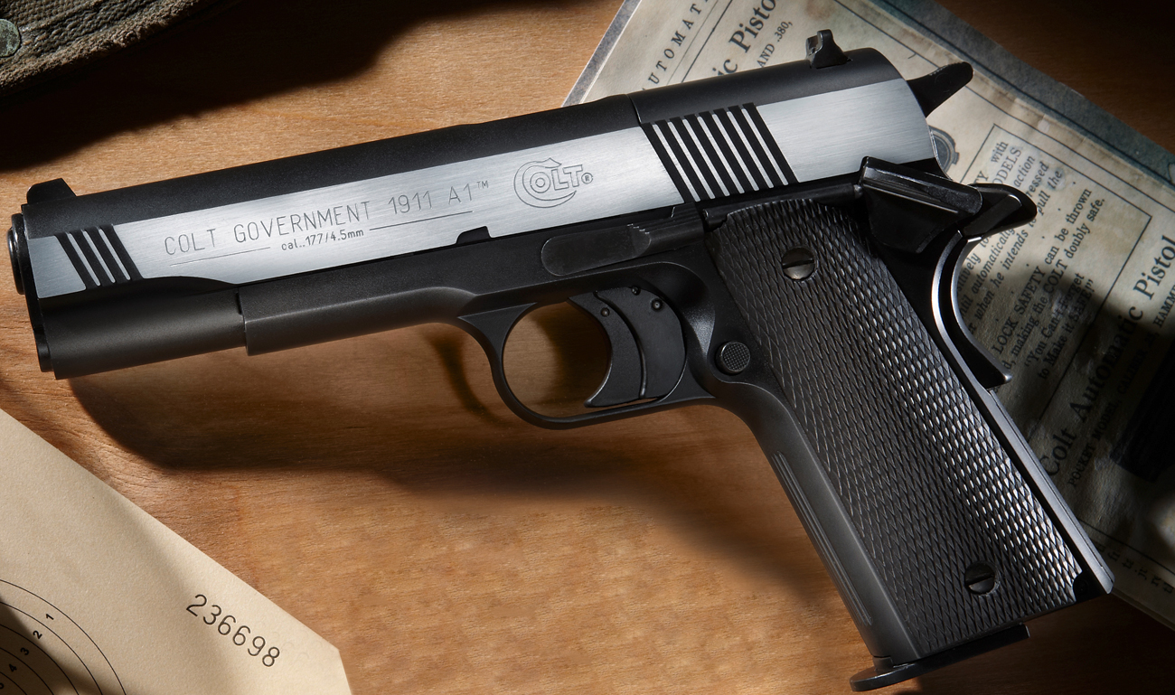 Pistolet Colt Government 1911 A1
