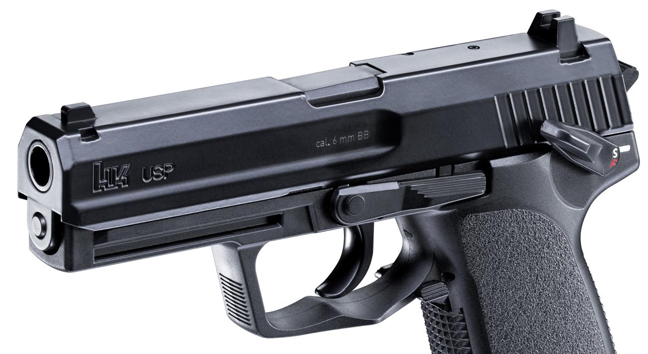 Pistolet ASG USP