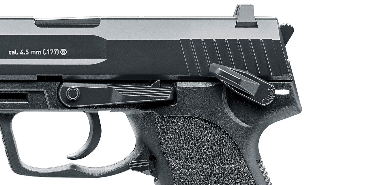 Pistolet Heckler & Koch USP kal. 4,5 mm BB
