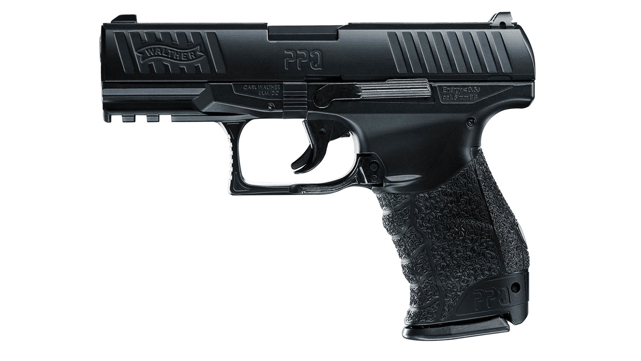 Pistolet Walther PPQ kal. 6 mm BB