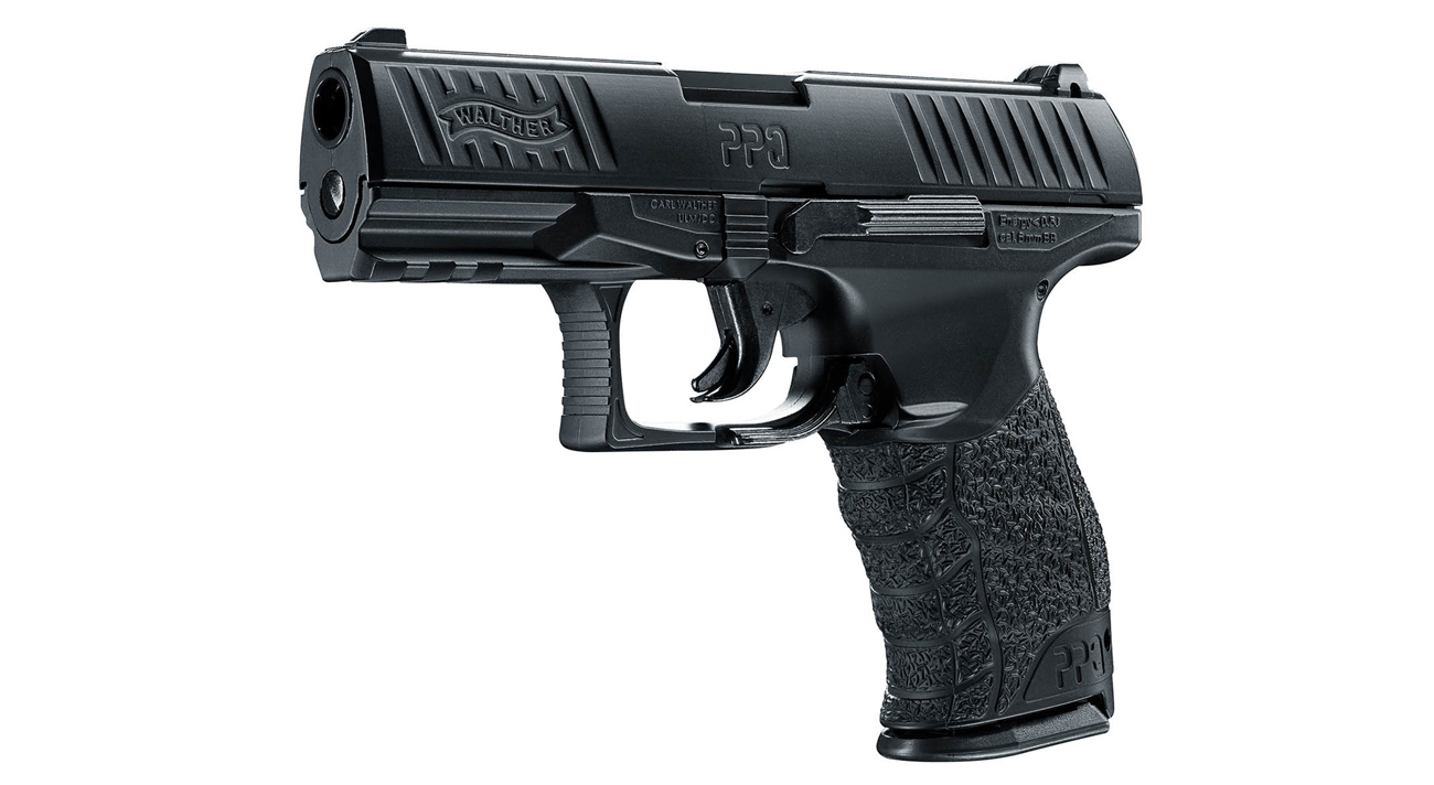 Pistolet ASG Umarex Walther PPQ