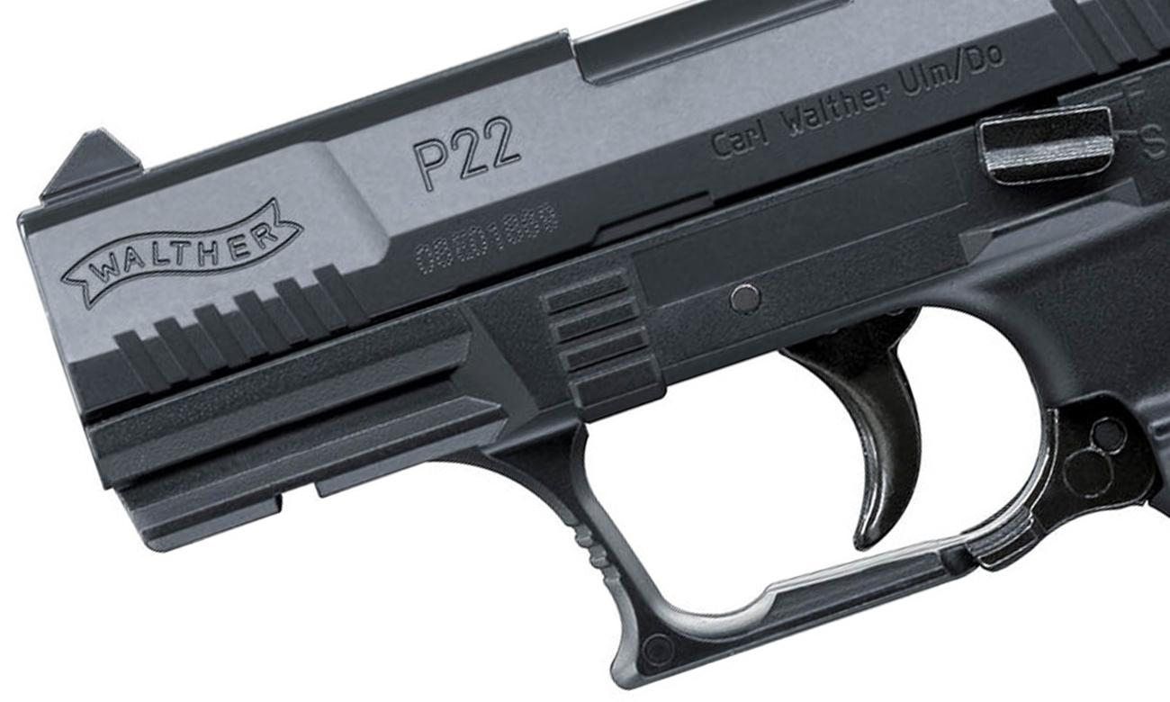Szyna RIS Walther P22
