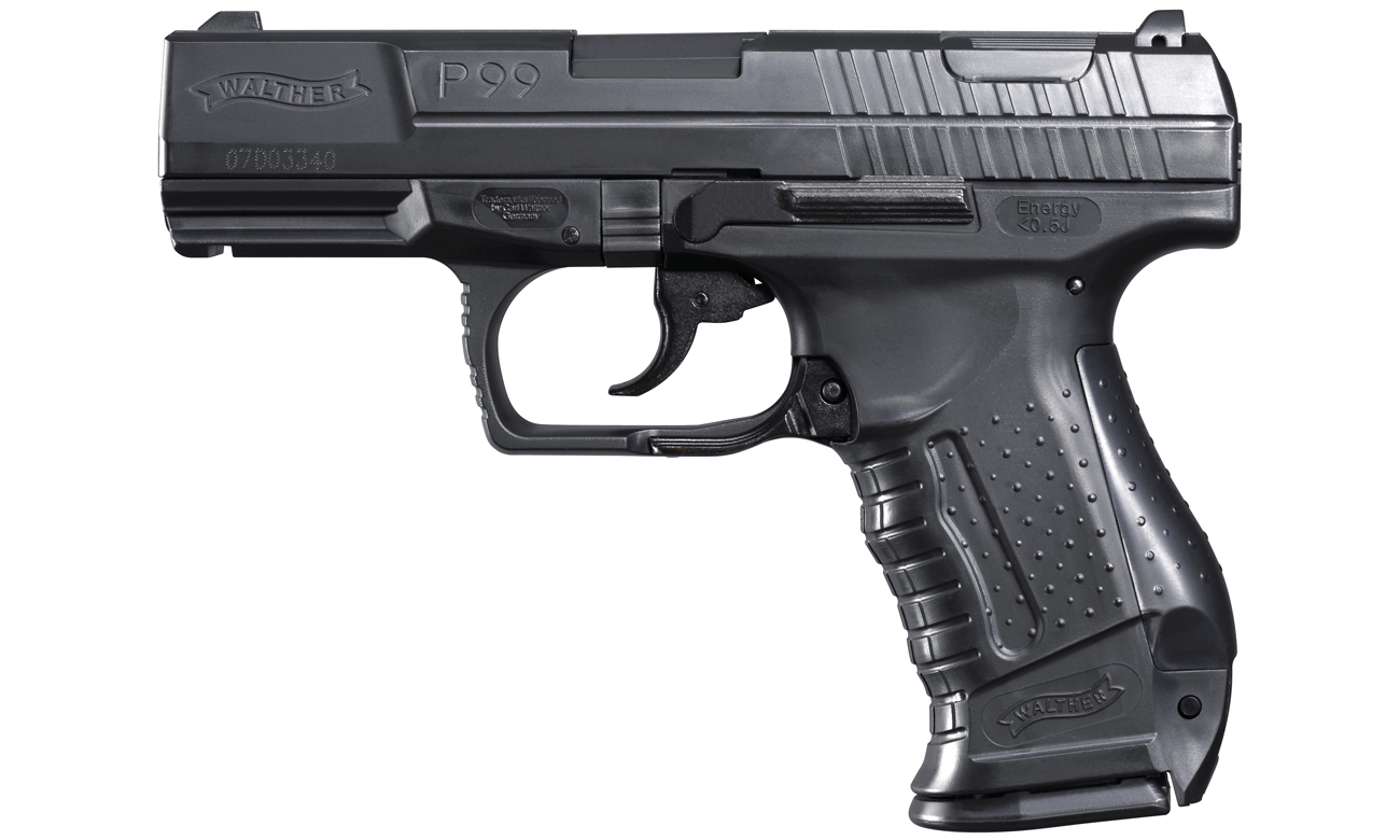Pistolet Walther P99 kal. 6 mm BB