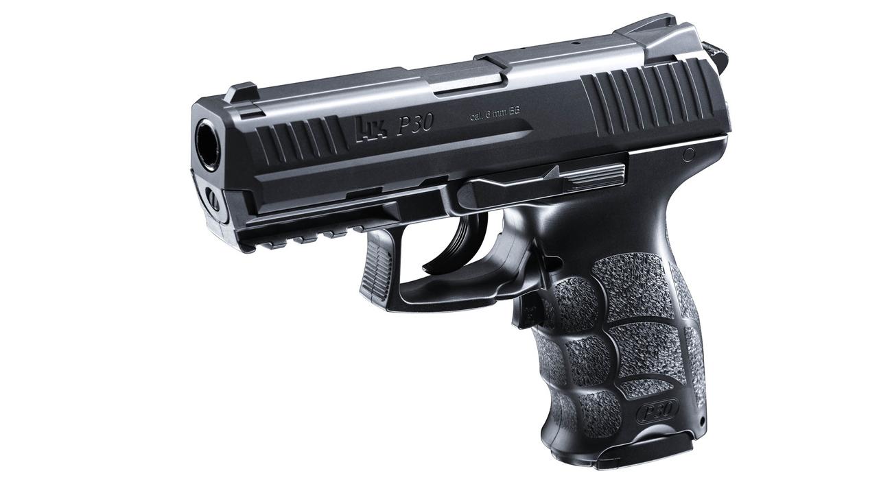 Pistolet Heckler & Koch P30 kal. 6 mm BB