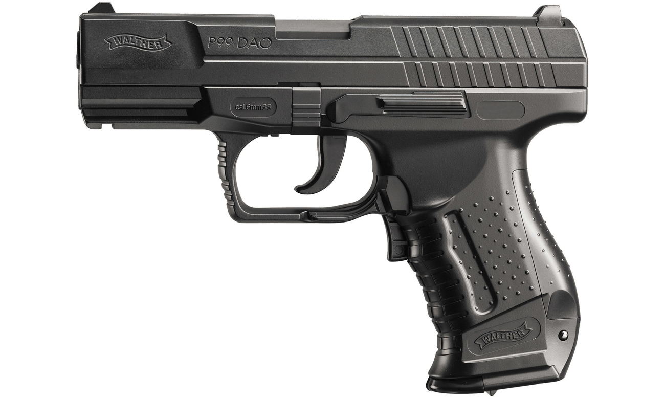 Pistolet Walther P99 DAO kal. 6 mm BB
