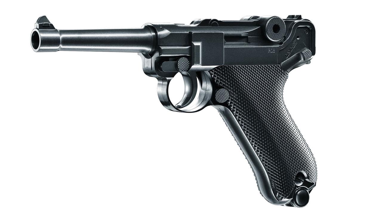 Pistolet ASG CO2 P08 Legends