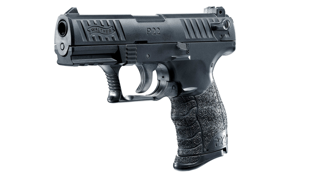 Pistolet Walther P22Q kal. 6 mm BB