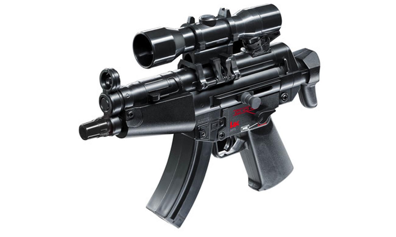 Airsoft Pistolet H&K USP Compact 6 mm Sprężynowy rzut