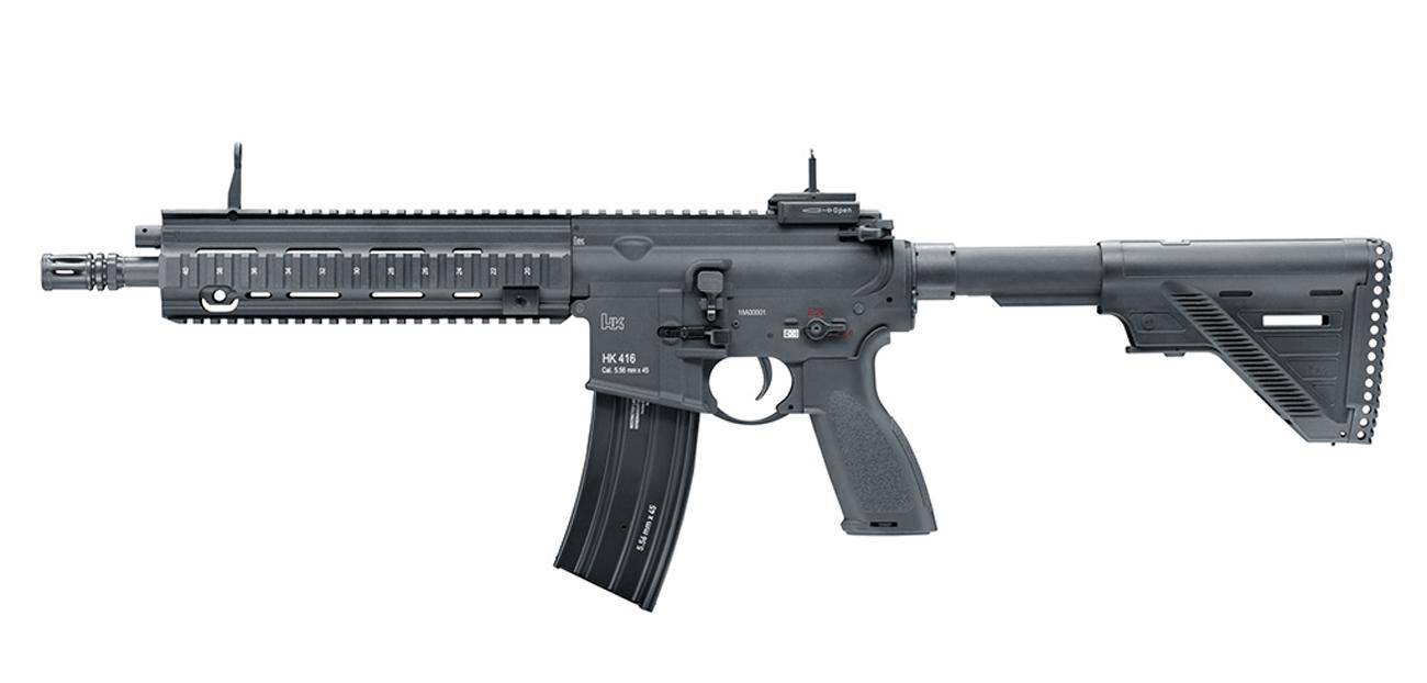 Karabin Heckler & Koch HK416 A5 kal. 6 mm BB