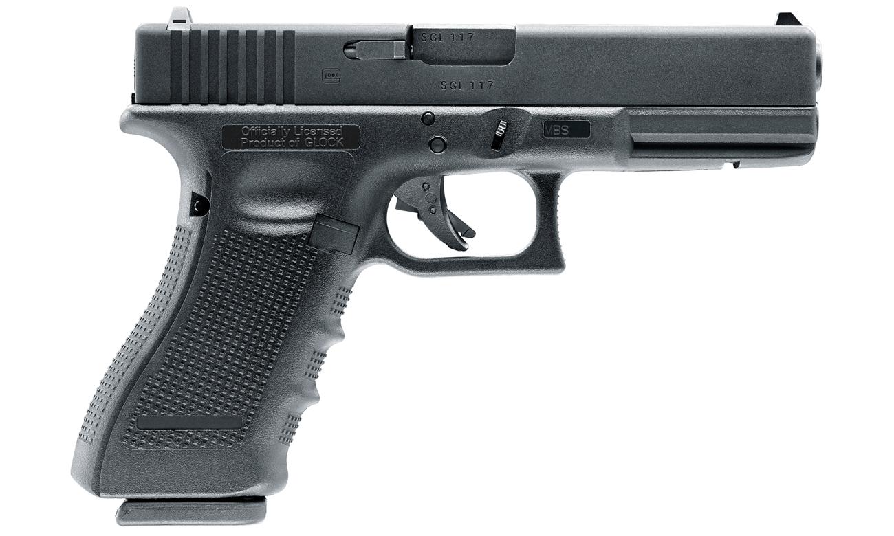 Pistolet ASG Glock 17 Gen4