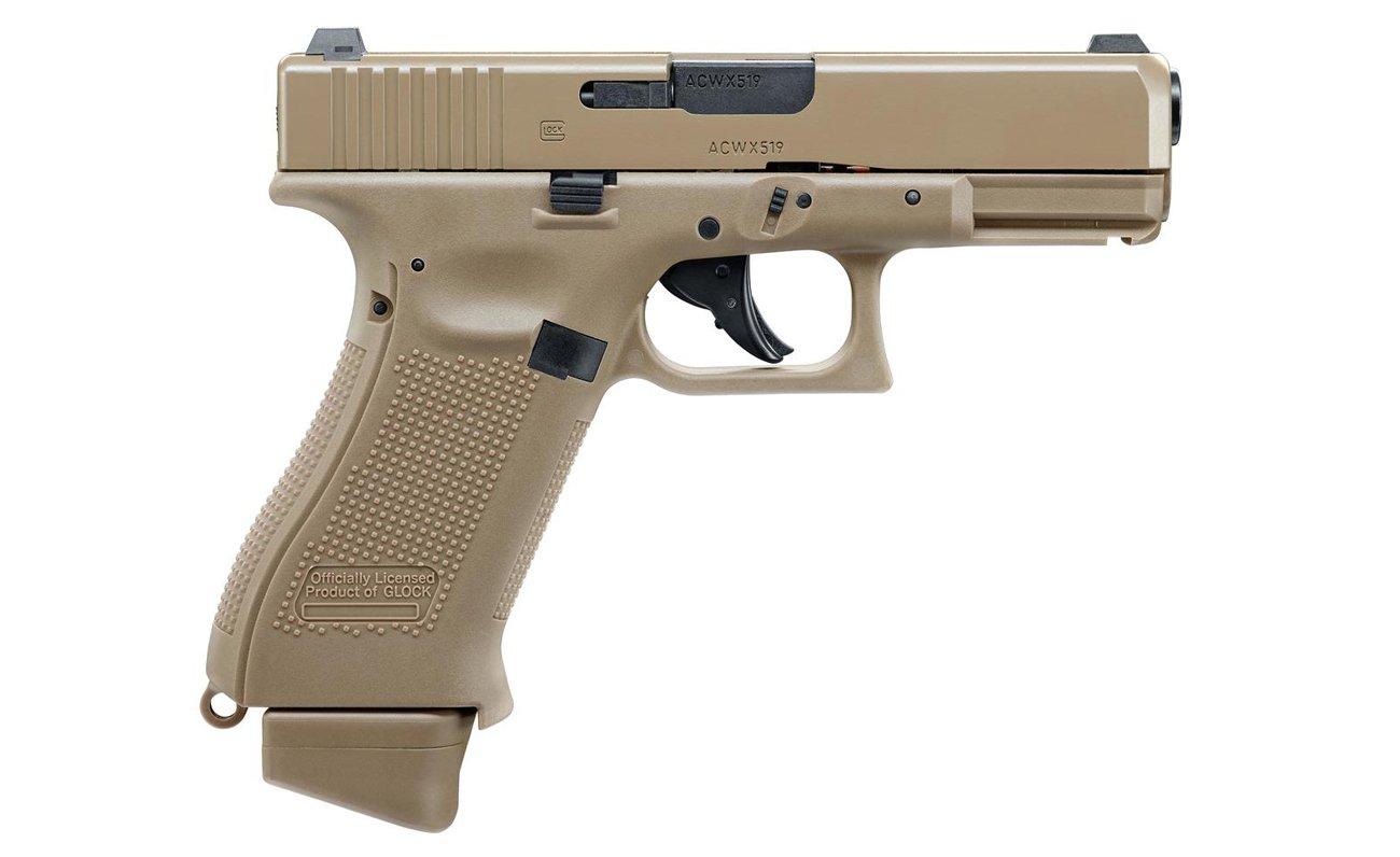 Pistolet Glock 19X