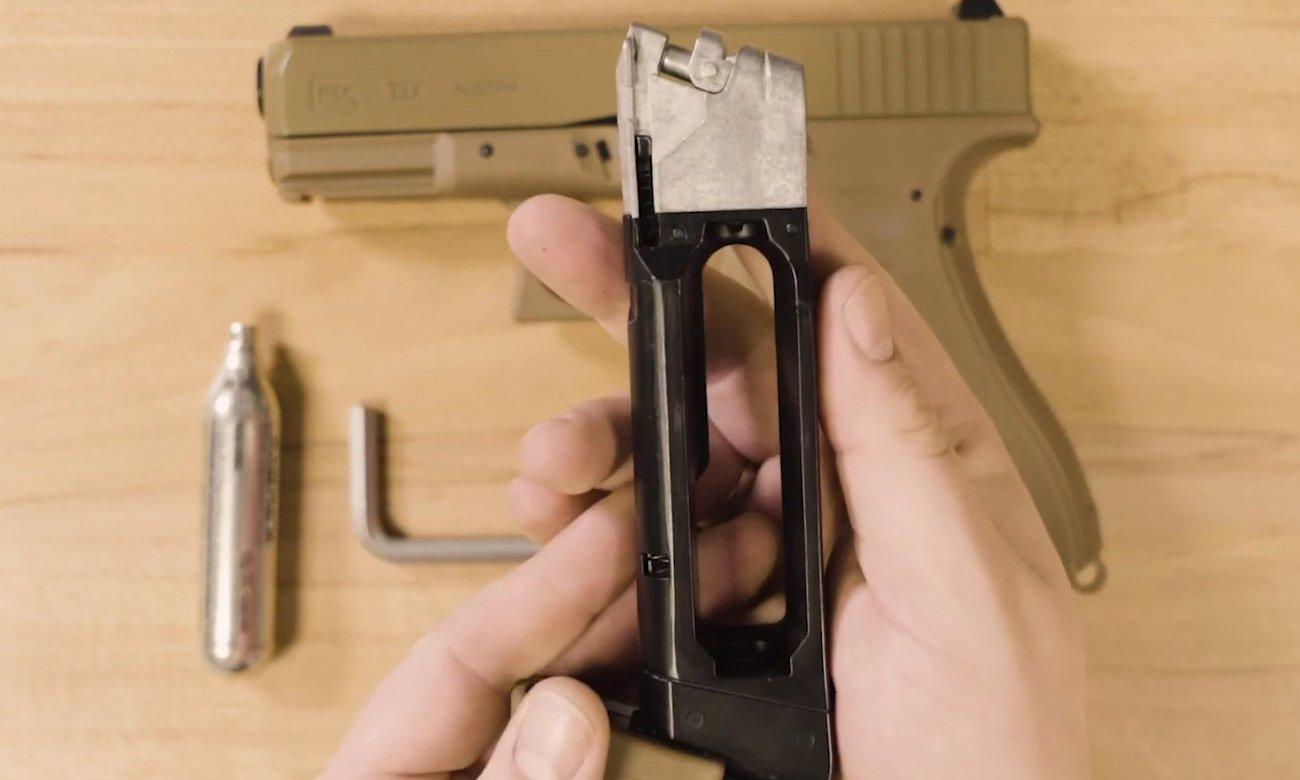 Pistolet ASG Glock 19X