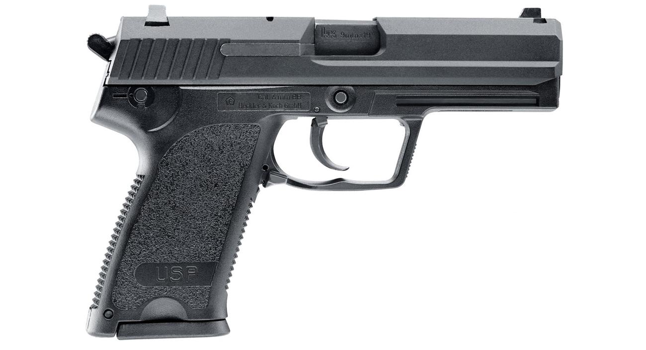 Pistolet Heckler & Koch USP kal. 6 mm BB