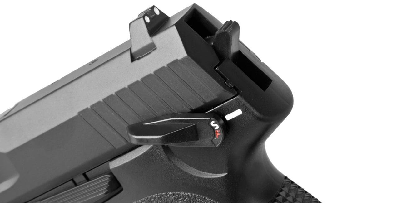 Bezpiecznik pistoletu Heckler & Koch USP