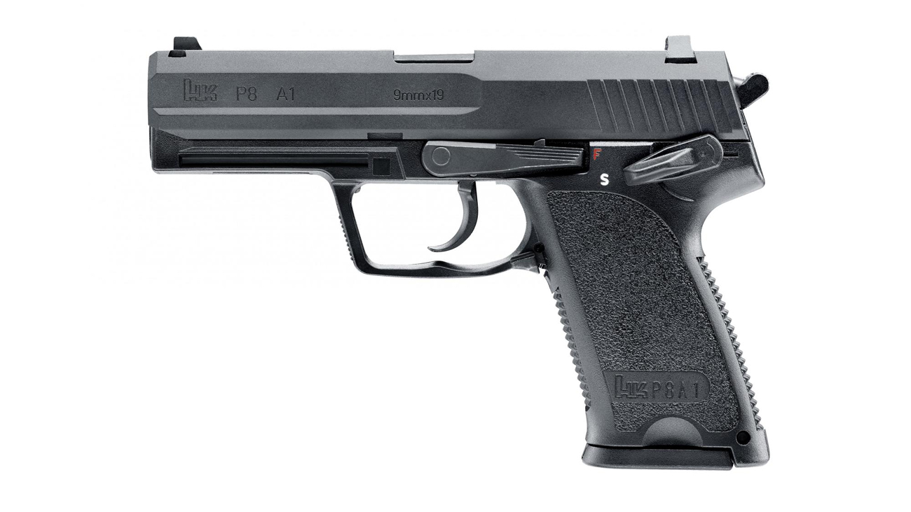 H&K P8A1