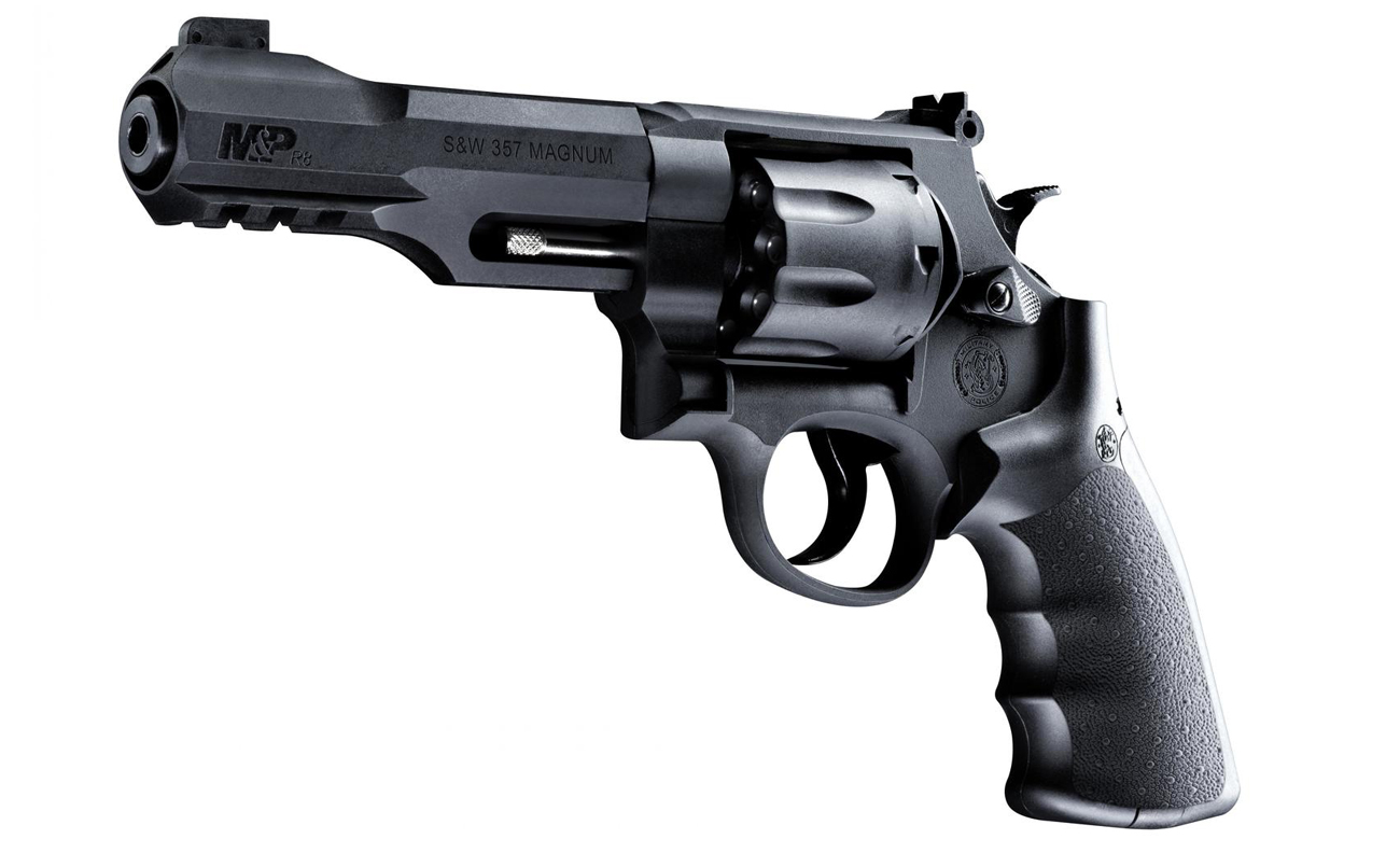 Rewolwer Smith & Wesson M&P R8 kal. 6 mm BB