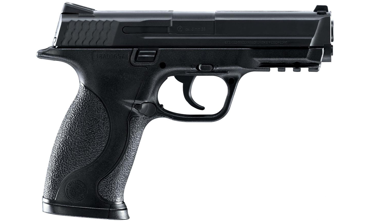 Smith&Wesson M&p40 mechanizm Single Action gazowy Blow-Back