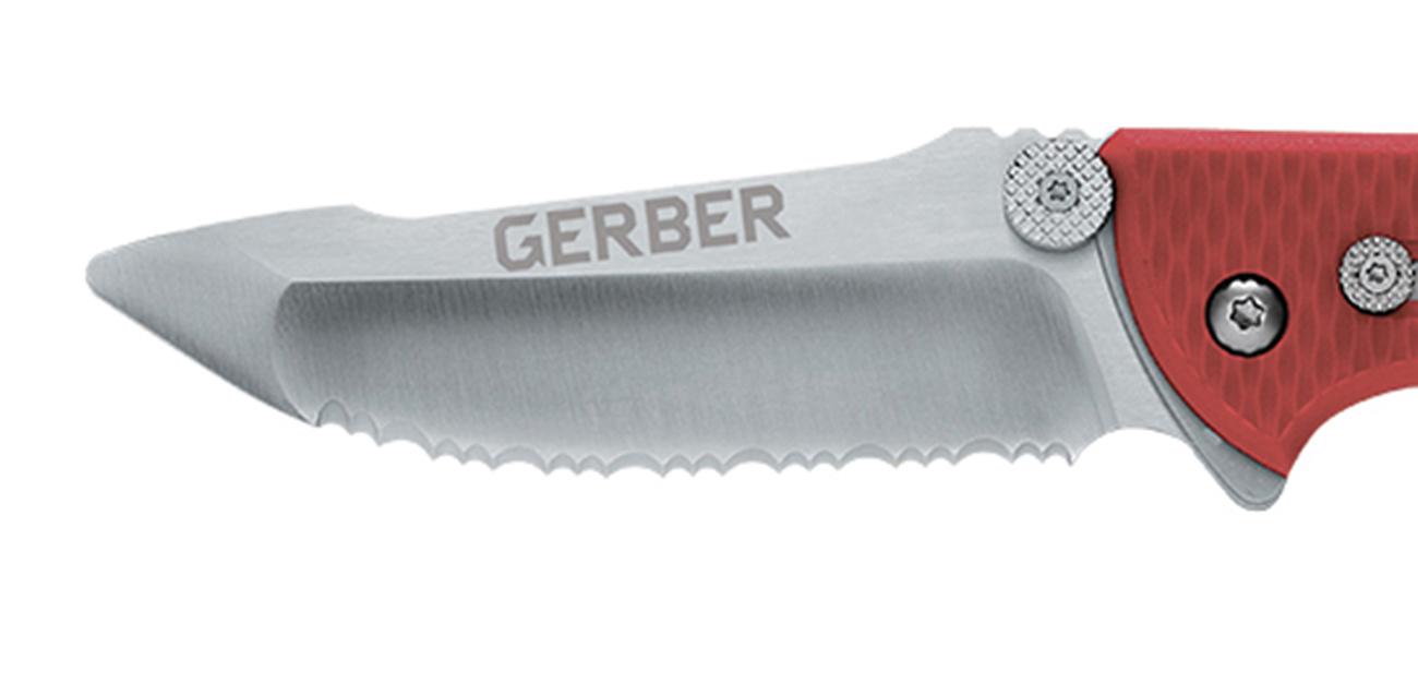 Ostrze noża składanego Gerber Gear Hinderer Rescue