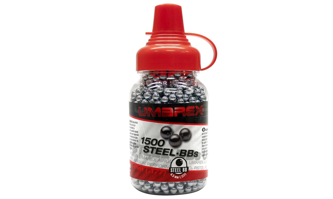 Śrut okrągły Umarex steel BB's kal 4,5 mm