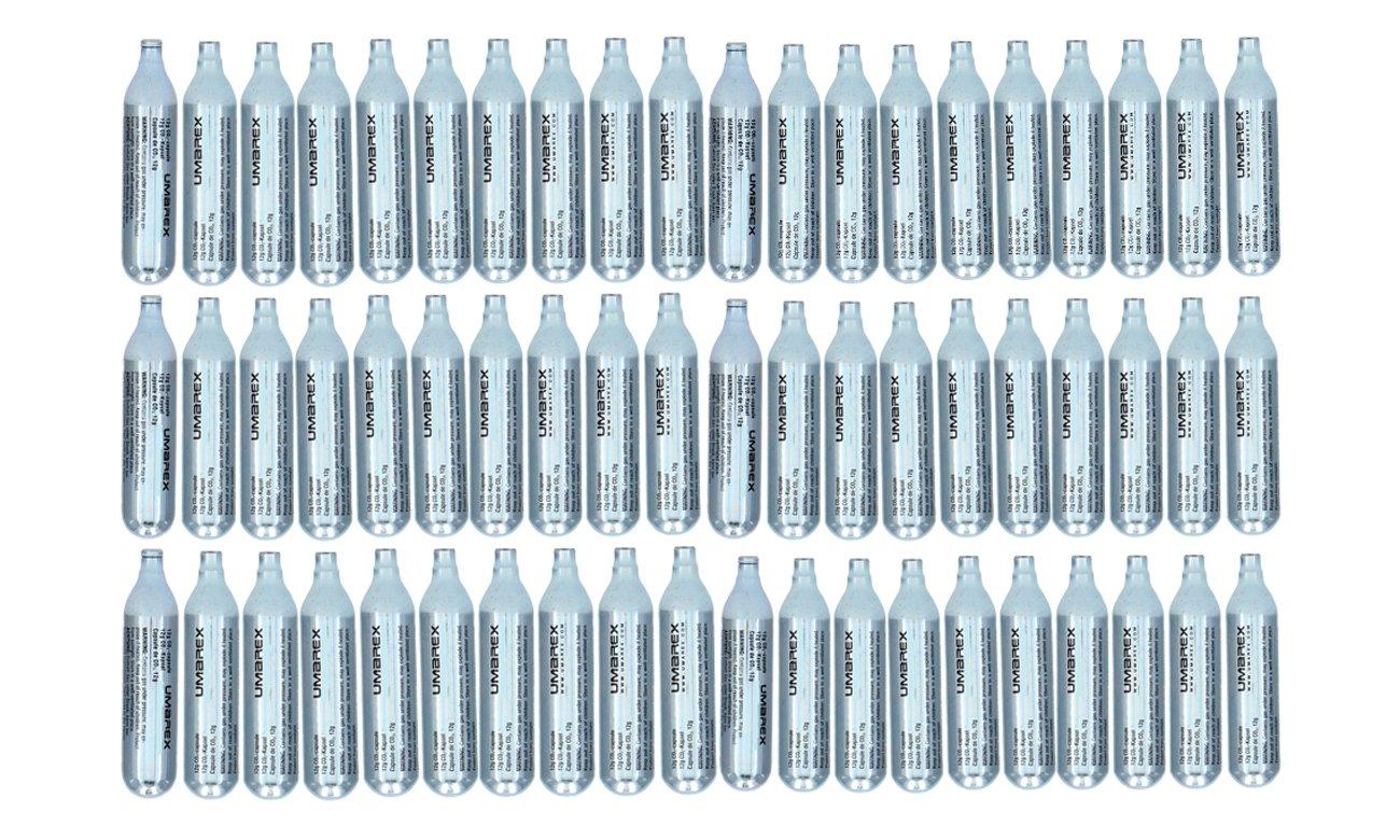 Kapsuły CO2 12 gram