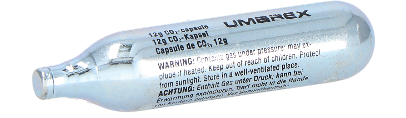 Kapsuła CO2 Umarex nabój 12 g