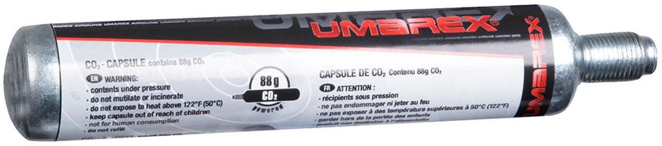 Kapsuła CO2 88 gram