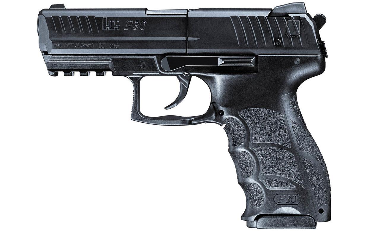 Pistolet Heckler & Koch P30 kal. 4,5 mm Diabolo BB