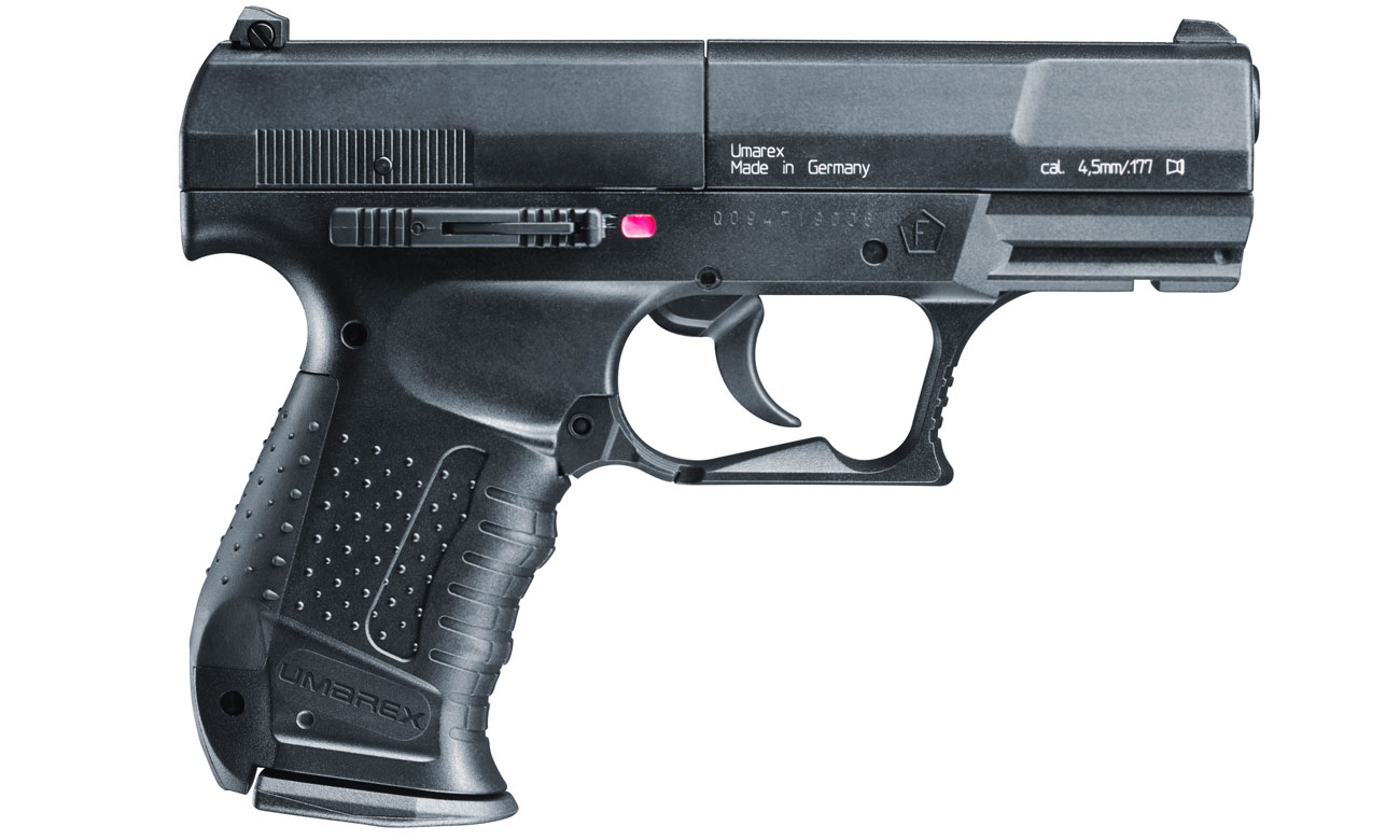 Wiatrówka pistolet Umarex CPS 4,5 mm