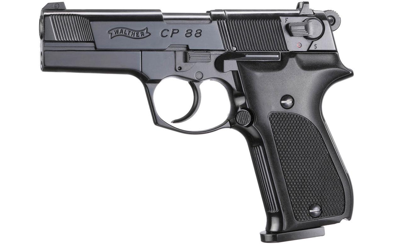 Pistolet Walther CP88 kal. 4,5 mm Diabolo