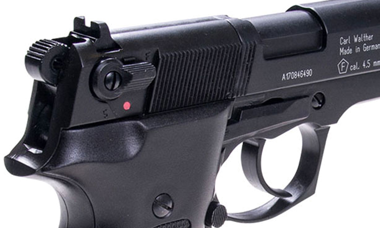 Pistolet Walther CP88 Competition od firmy Umarex