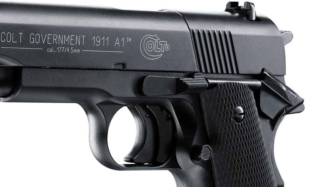 Pistolet Colt Government