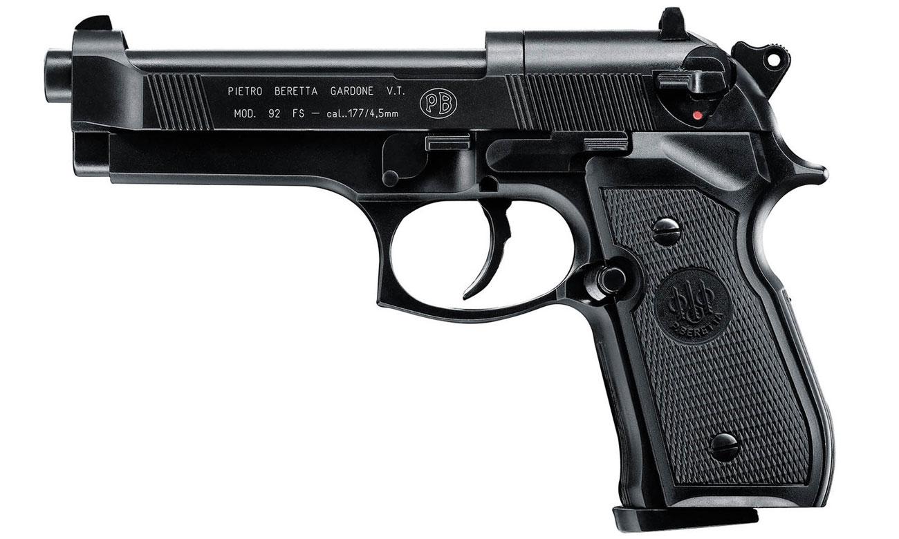 Pistolet wiatrówka Beretta M92 FS