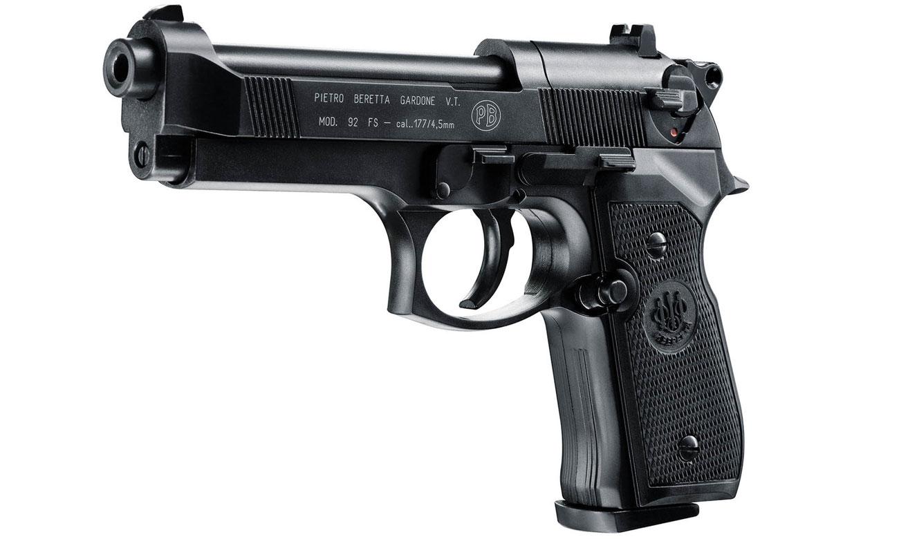 Wiatrówka Umarex Beretta M92 FS 4,5 mm