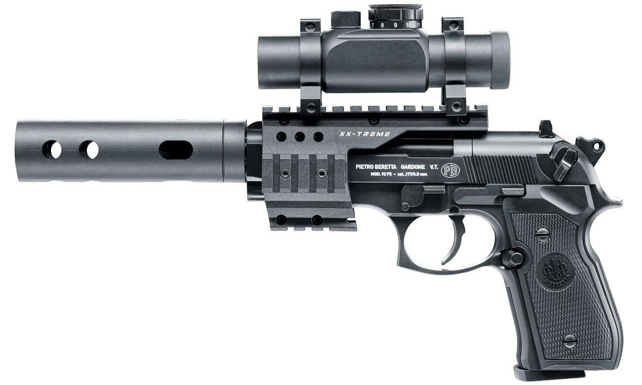 Pistolet Beretta M92 FS XX-Treme kal. 4,5 mm Diabolo