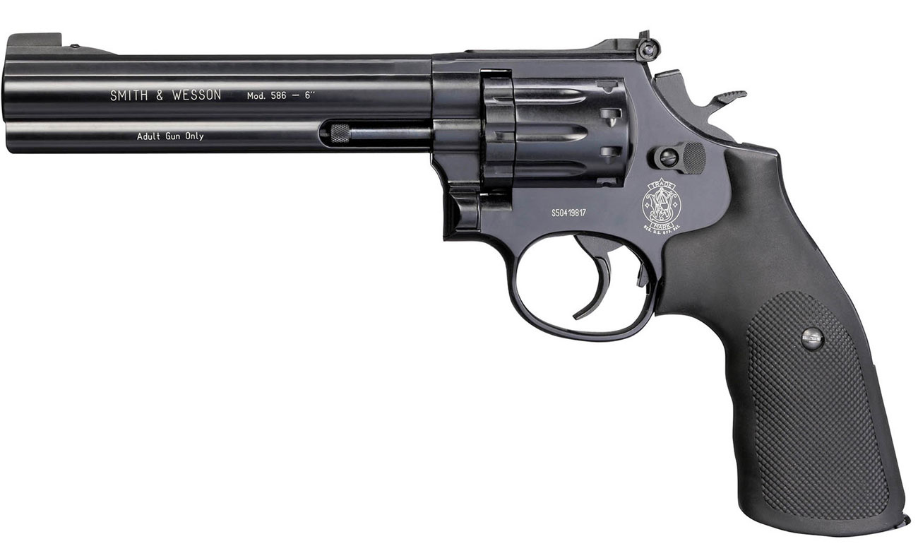 Rewolwer Smith & Wesson 586 6