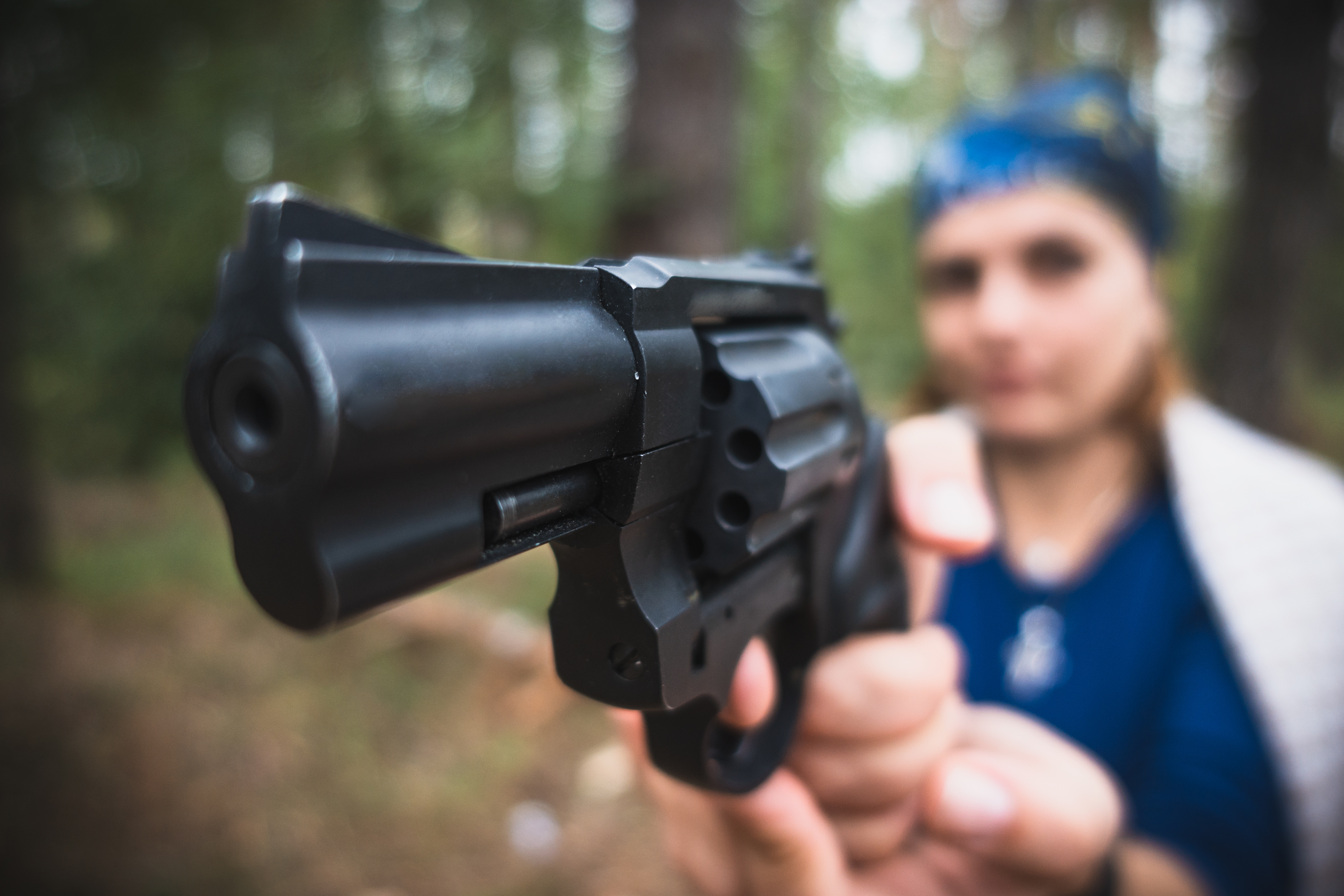 Smith & Wesson 586 6 kal. 4,5 mm Diabolo
