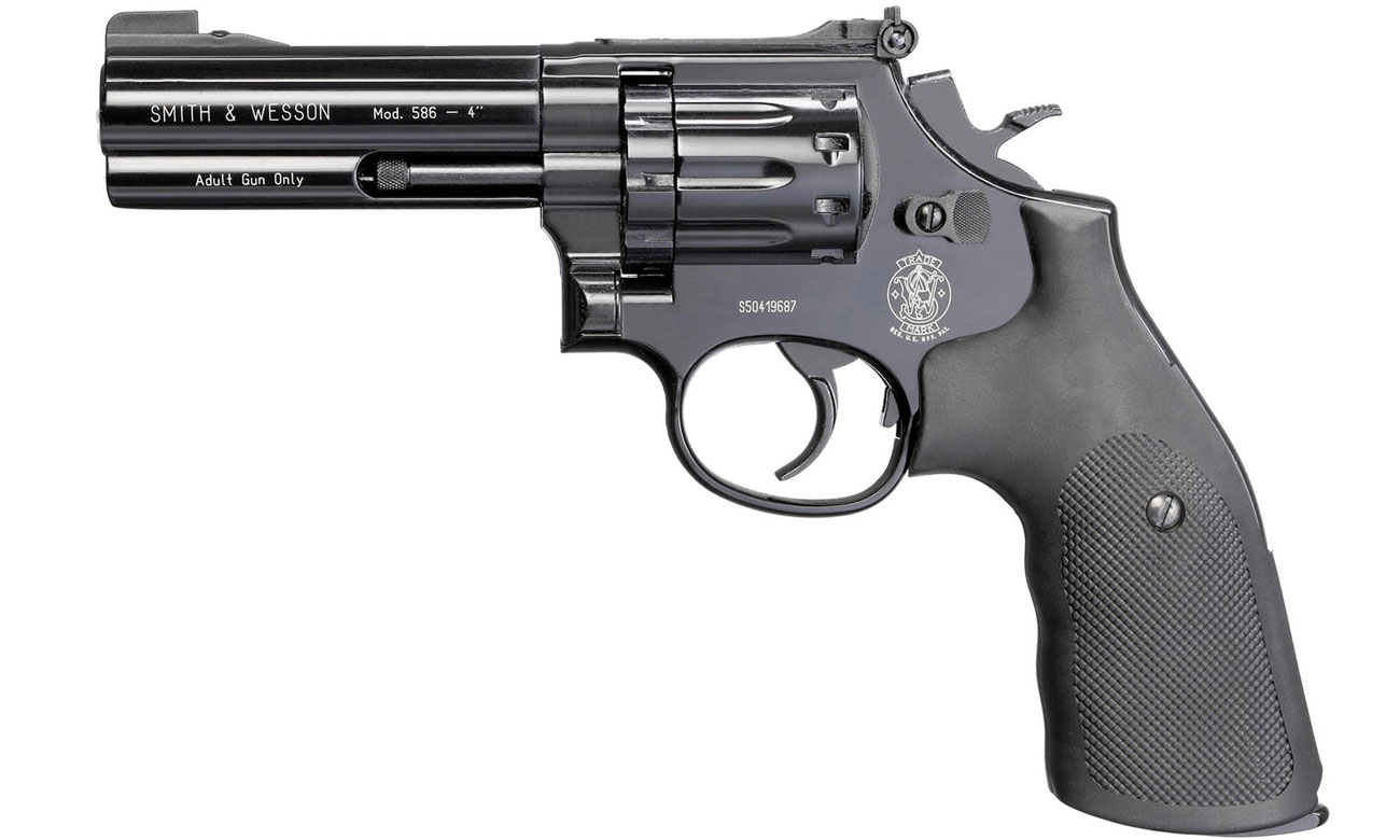Rewolwer Smith & Wesson 586 4
