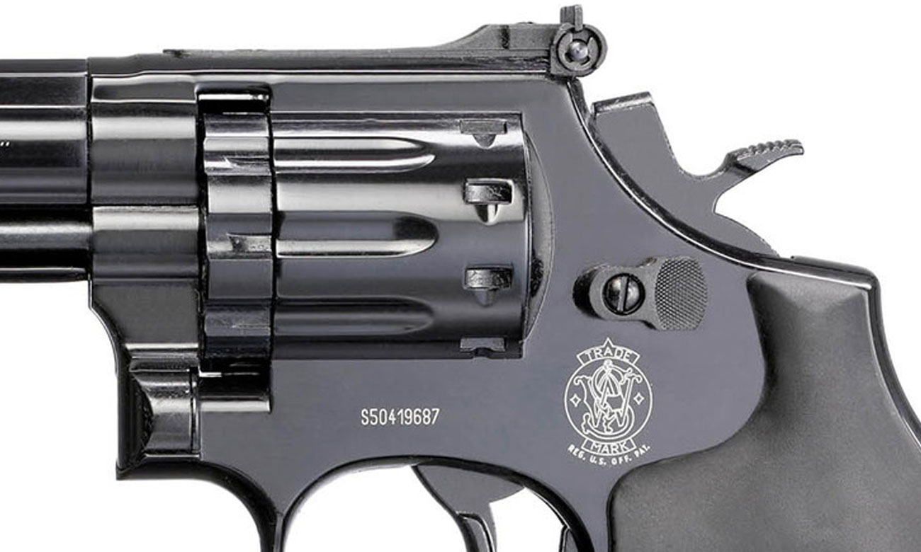 Smith & Wesson 586 4 kal. 4,5 mm Diabolo