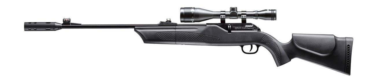 Wiatrówka Hammerli 850 AirMagnum Target Kit