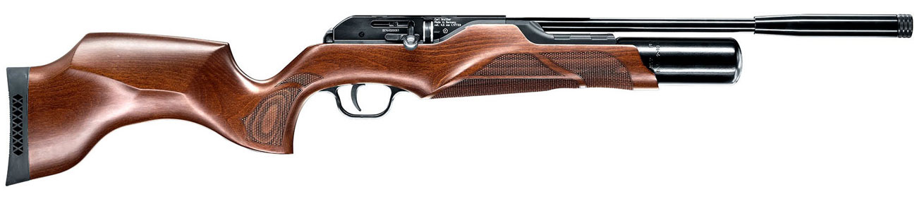 Karabinek Walther Rotex RM8 Wood