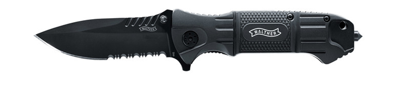 Nóż składany Walther Black Tac Knife