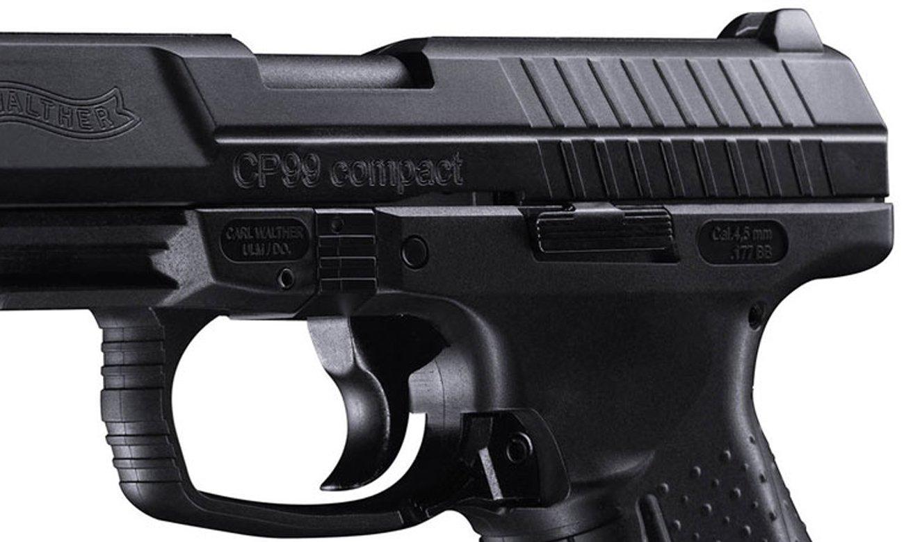 Wiatrówka pistolet CP99