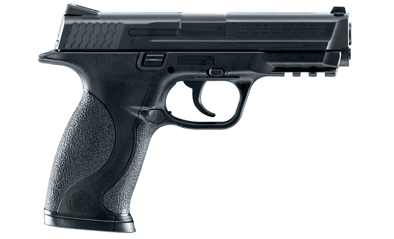 Pistolet Smith & Wesson M&P 40 kal. 4,5 mm BB