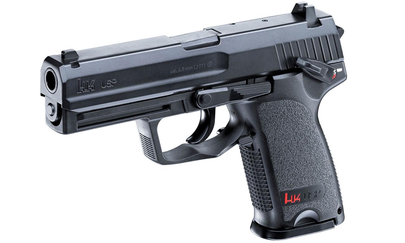 Wiatrówka pistolet Heckler & Koch USP