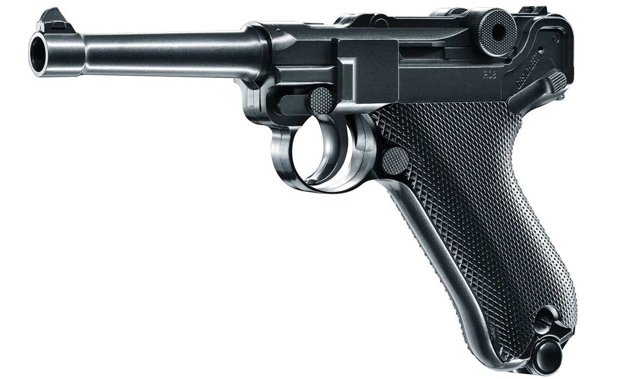 Pistolet Legends P08