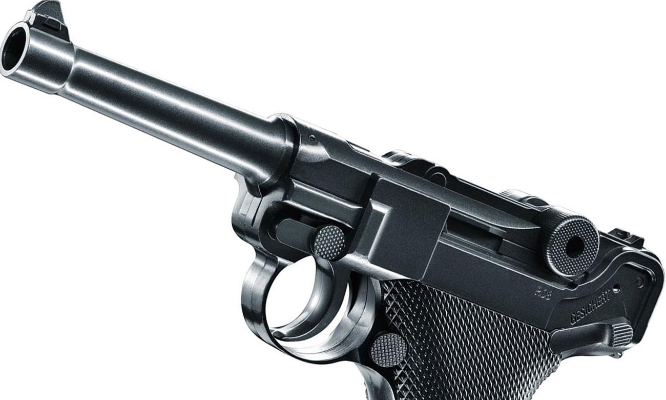 Lufa pistoletu Legends P08