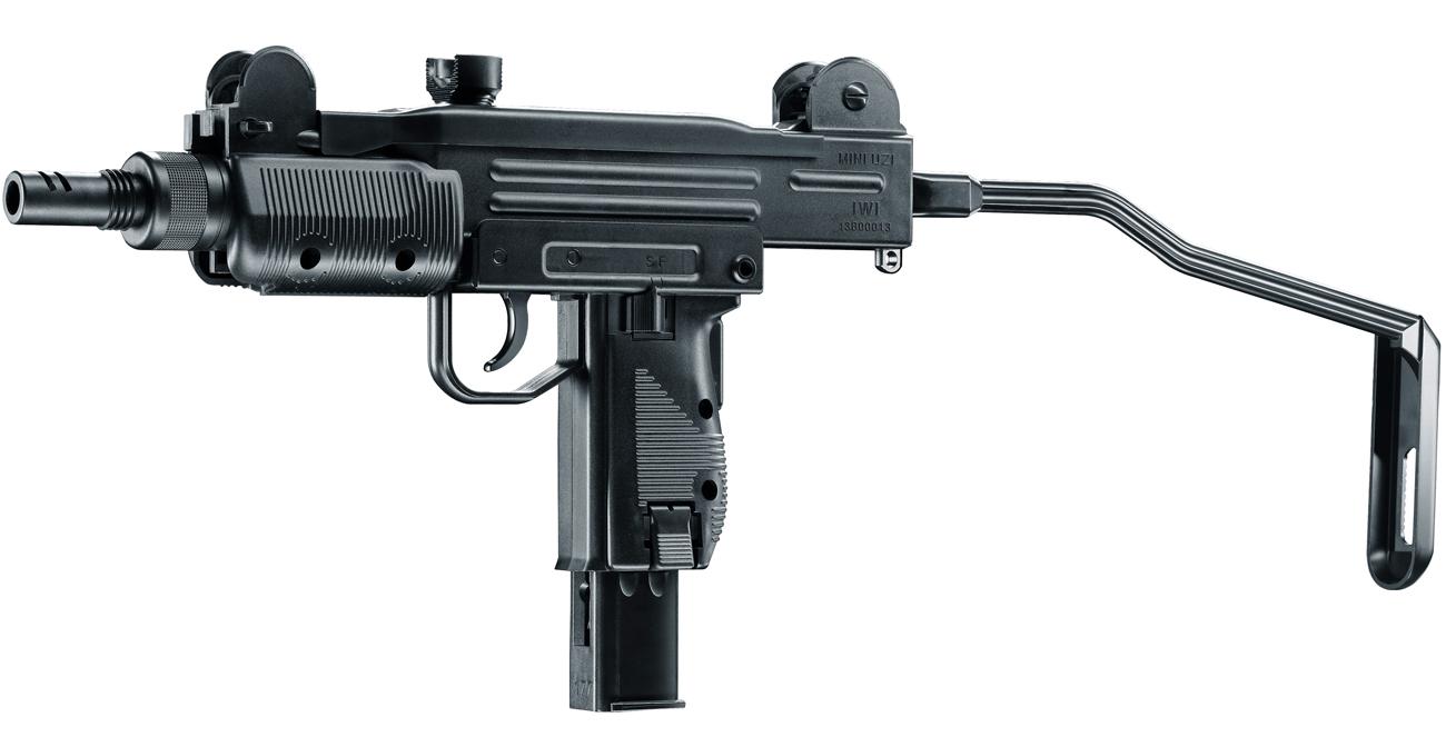 wiatrówka IWI Mini Uzi pneumatyczny pistolet maszynowy