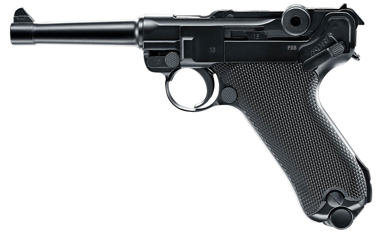 Pistolet Legends P08 kal. 4,5 mm BB