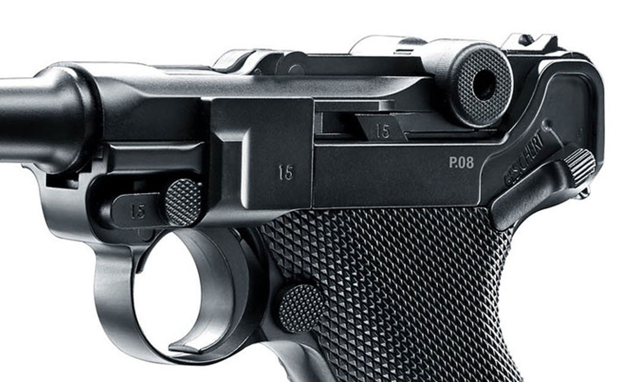Pistolet P08